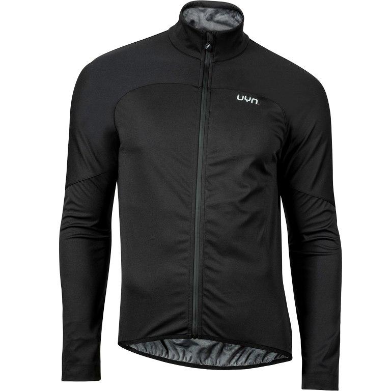 UYN Alpha Herren Biking Winter Wind Jacke - black