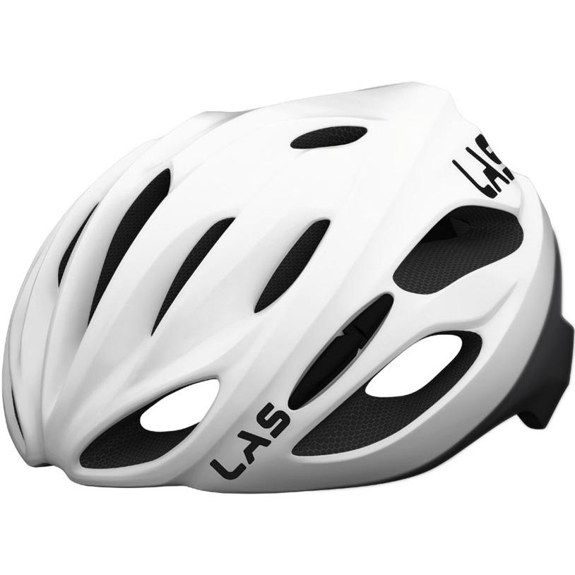 LAS Cobalto Helm - White-Black