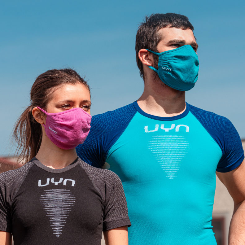 Image of UYN Community Mask Kids Edition - black