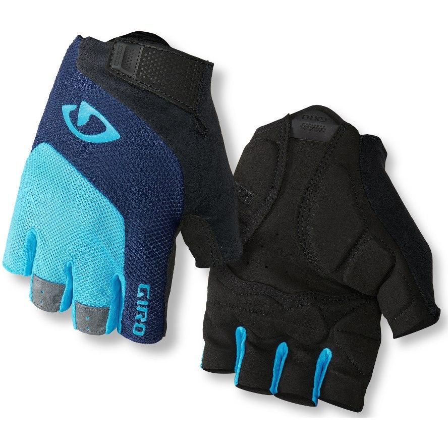 Giro Bravo Gel Gloves - blue
