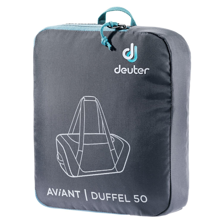Image of Deuter AViANT Duffel 70 - maron-aubergine