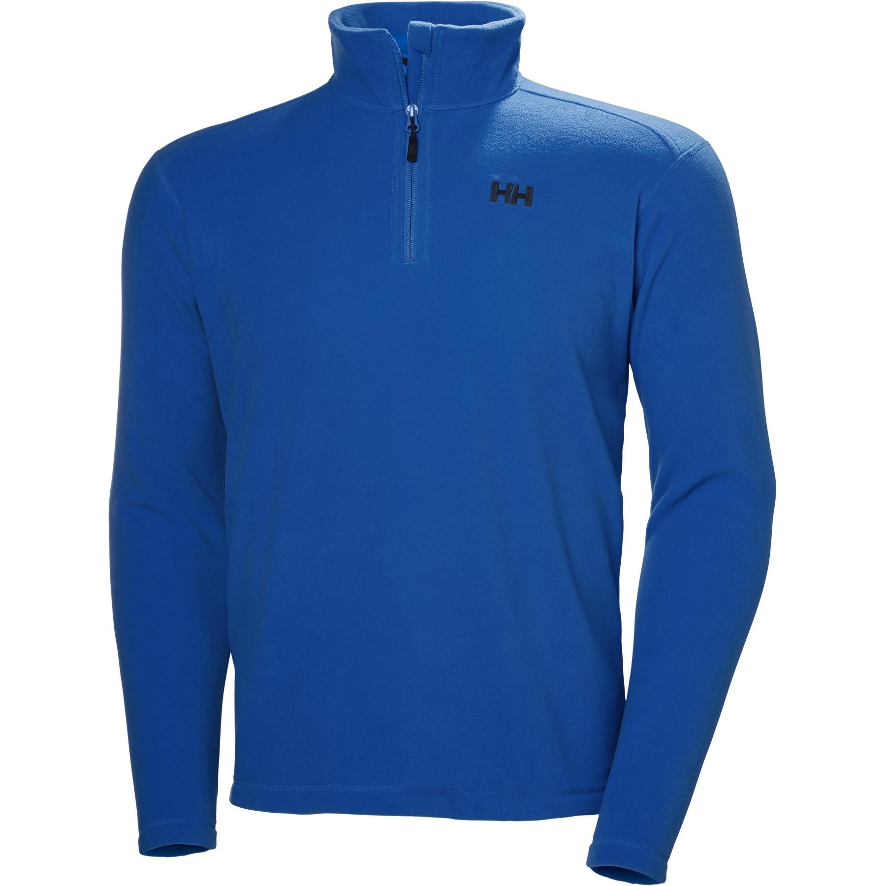Helly Hansen Daybreaker 1/2 Zip Fleece - electric blue