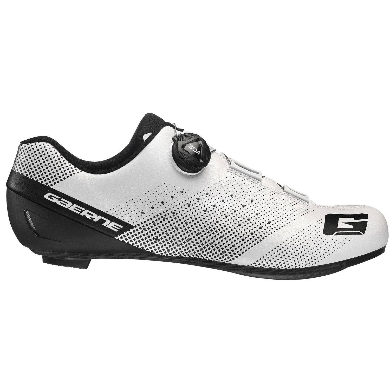 Gaerne Carbon G.TORNADO Road Shoe - White