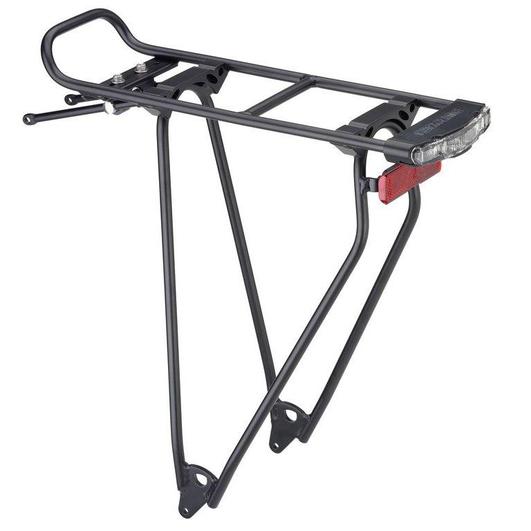 Racktime Standit Shine Carrier - black