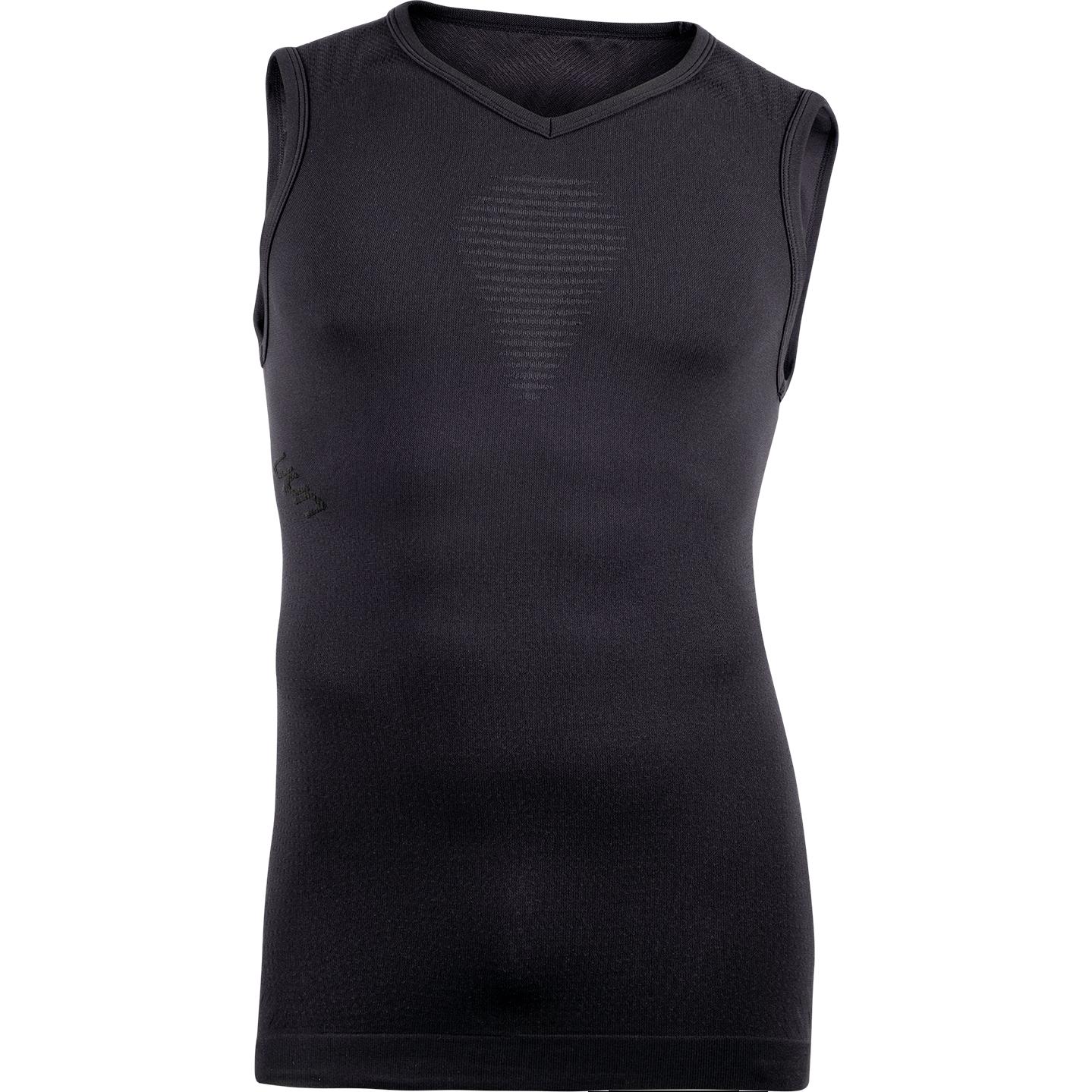 UYN Visyon Light 2.0 Herren Ärmelloses Unterhemd V-Ausschnitt - Blackboard