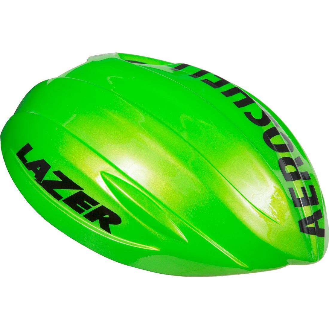 Lazer Aeroshell for Blade - flash green