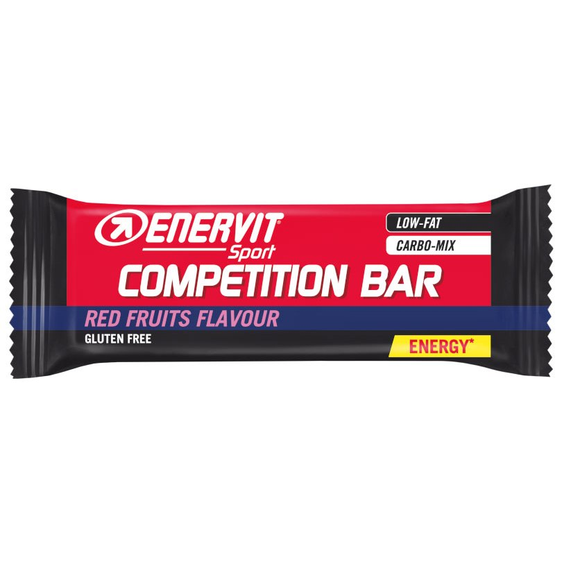 Image of Enervit Competition Bar with Carbohydrates - 25x30g