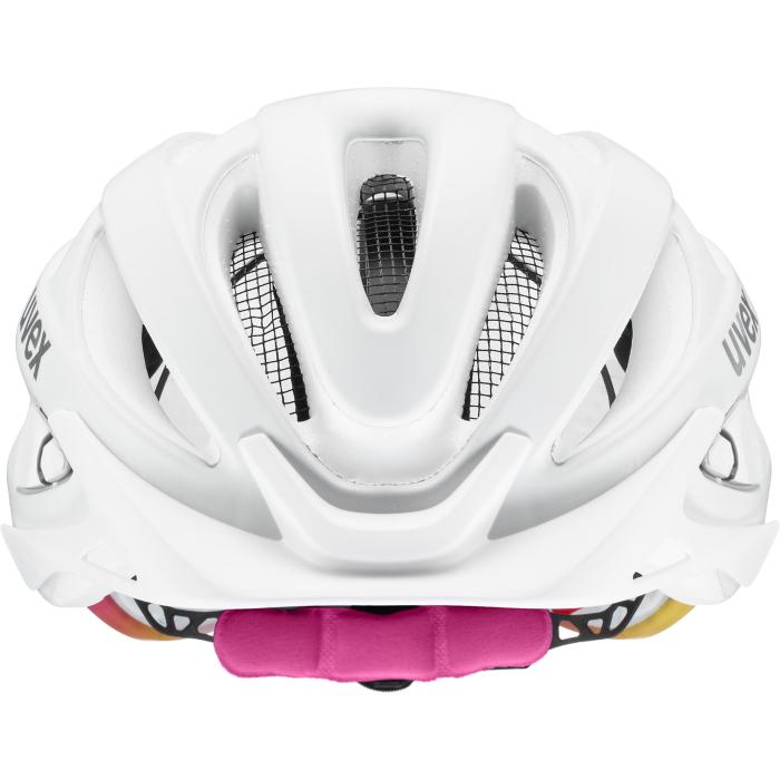 Image of Uvex true cc Helmet - white - peach mat