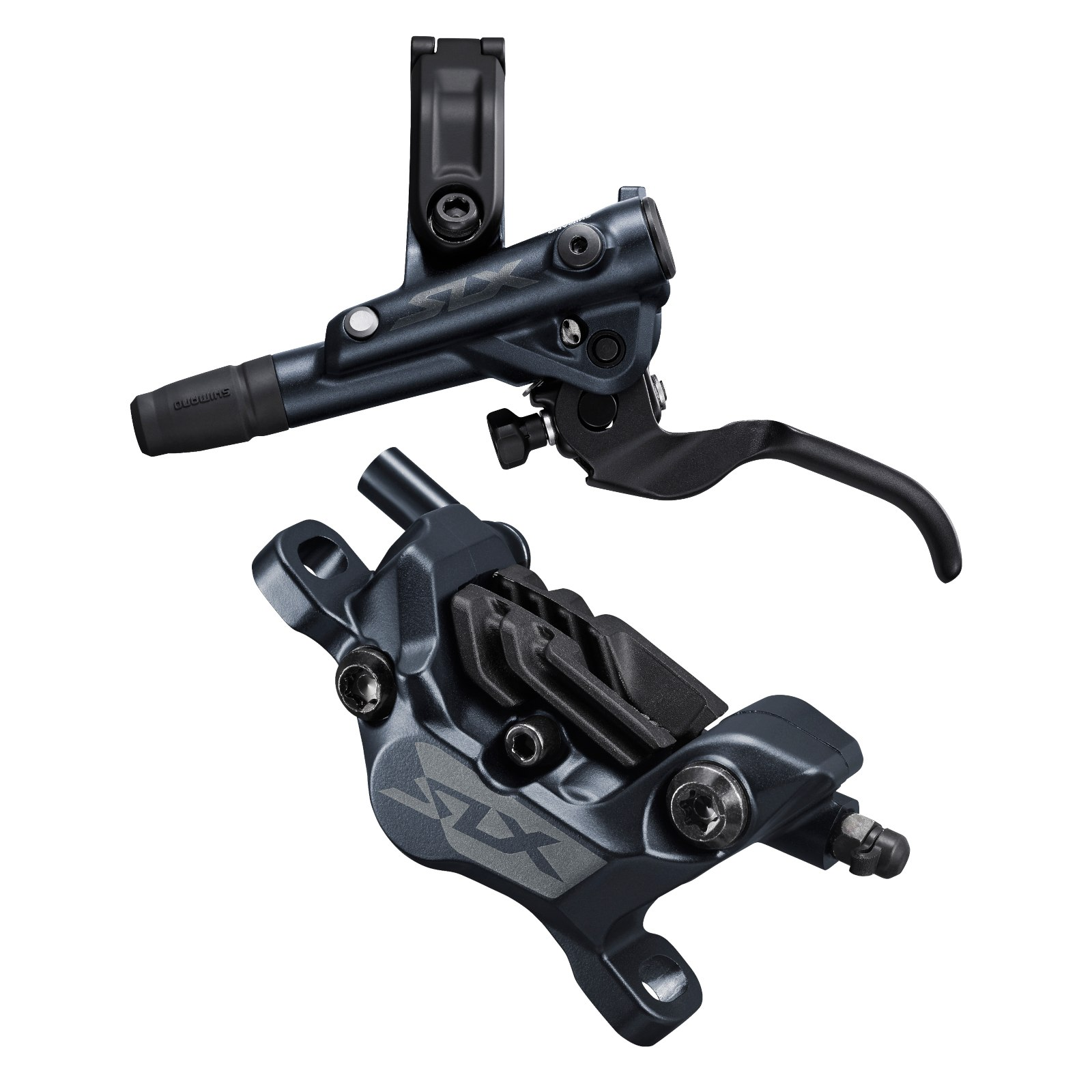 Shimano SLX BL-M7100 + BR-M7120 Enduro / Trail Hydraulic Disc Brake - I-Spec EV - J-Kit - Set FW