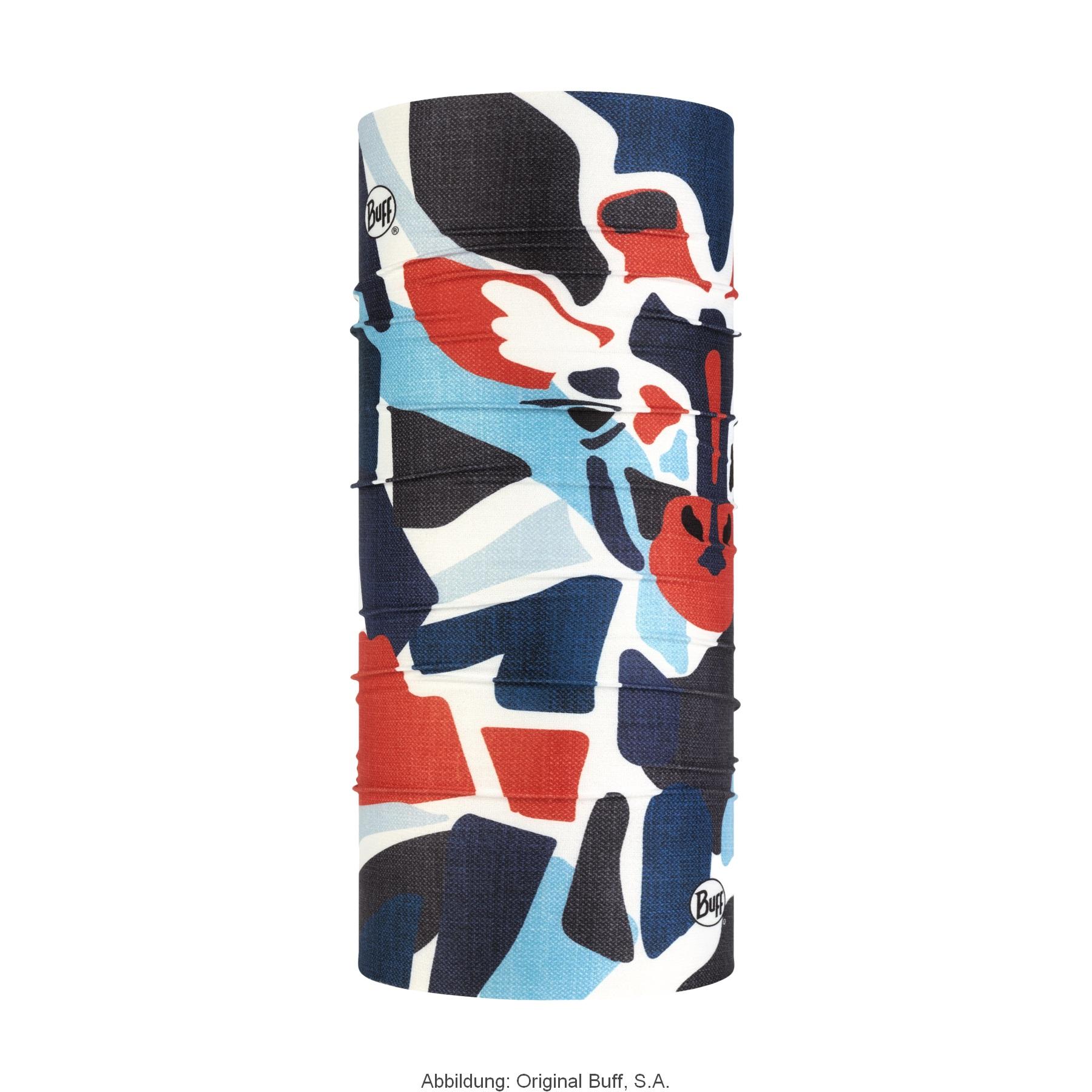 Buff® CoolNet UV+® Multifunctional Cloth Kids - Entropy Multi