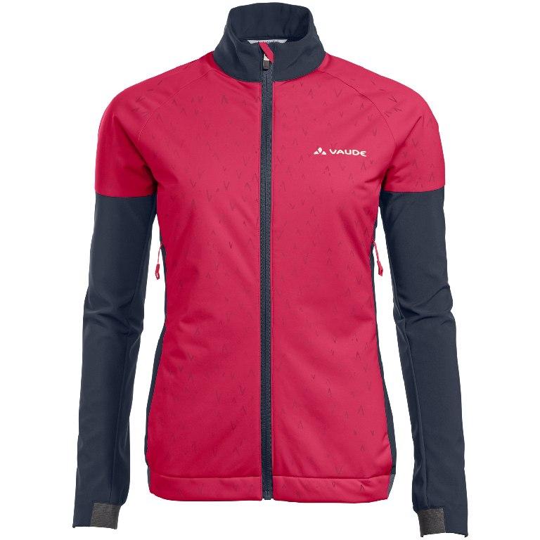 Vaude Women's Primasoft Jacket II - cranberry