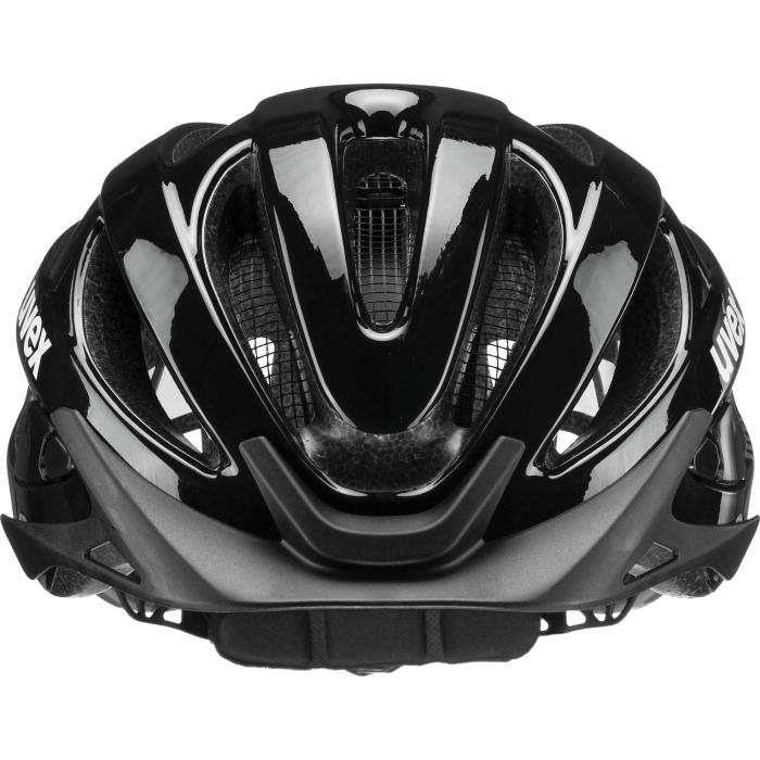Image of Uvex true Helmet - black - grey