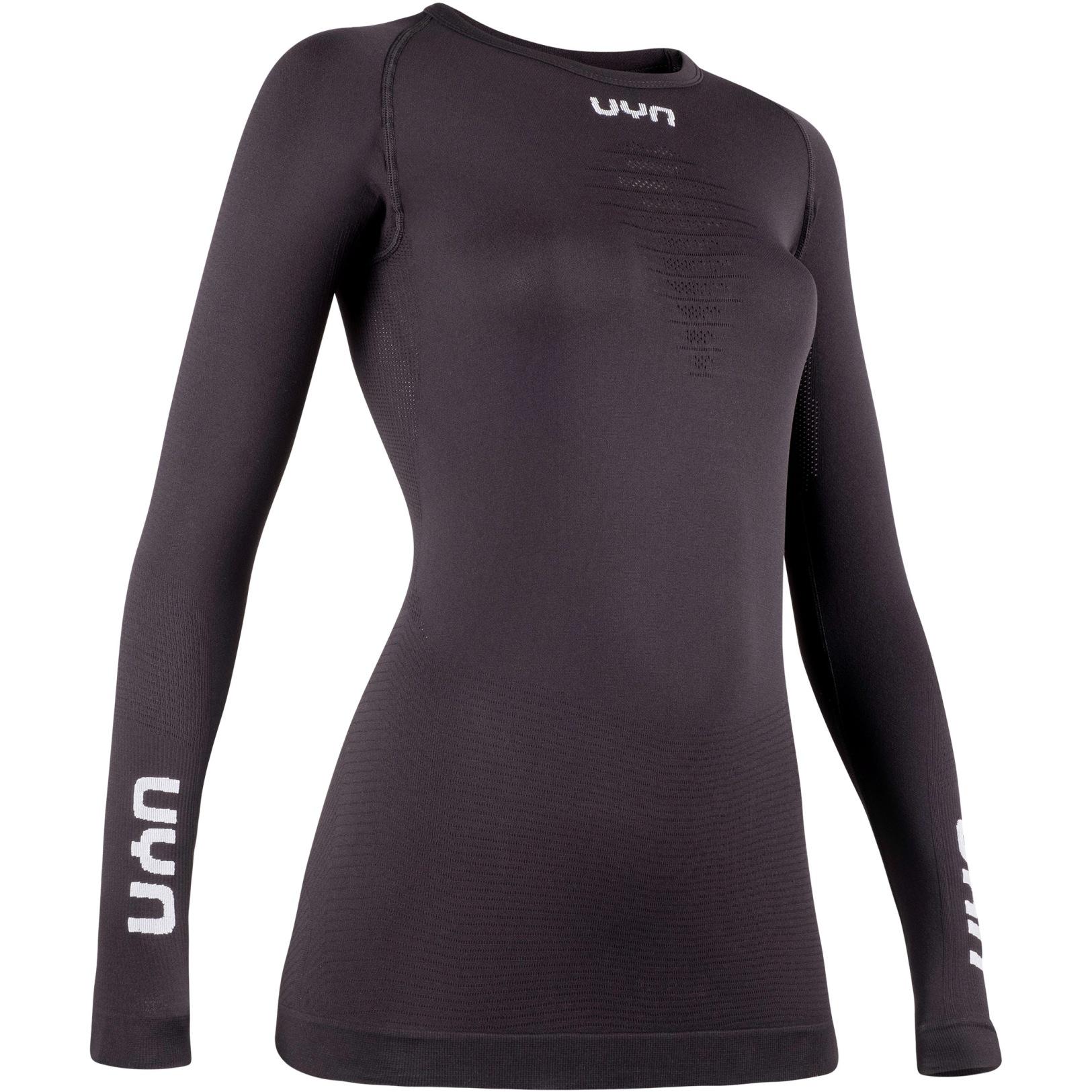 Bild von UYN Energyon Underwear Langarmshirt Damen - Schwarz