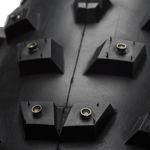 Imagen de 45NRTH Wrathchild Fatbike Cubierta plegable con 224 XL puntas - Tubeless Ready - 27.5x4.5 pulgadas - 120TPI