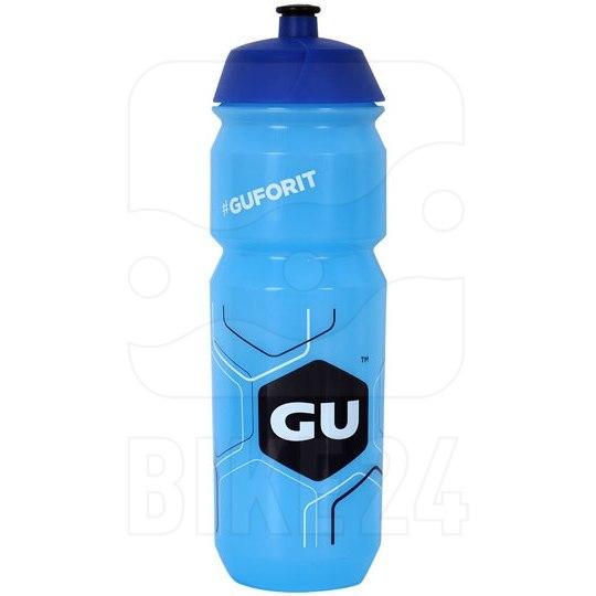 GU Shiva by Tacx - Water Bottle - 750ml - blue/blue