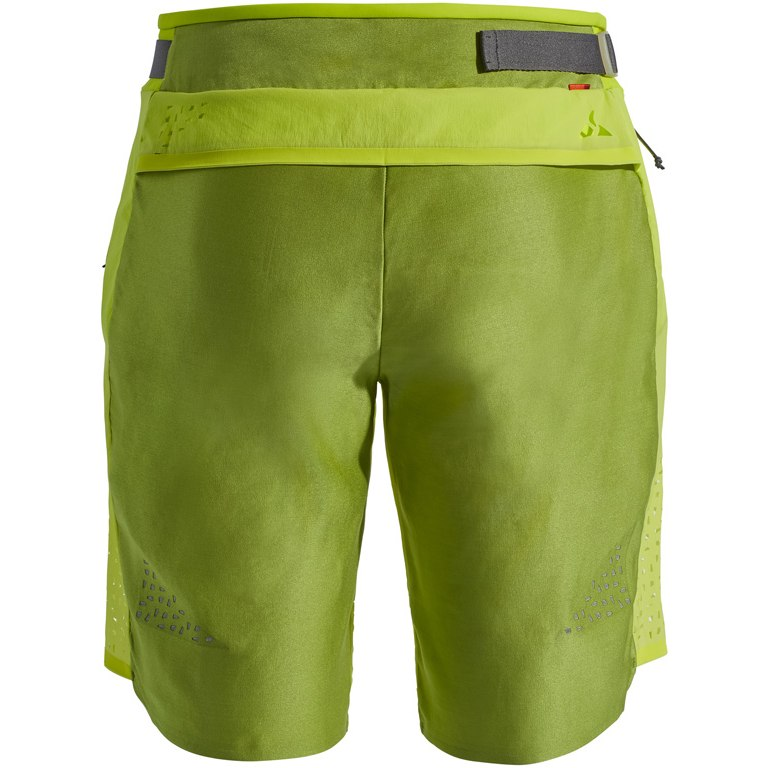 Bild von Vaude Women's Green Core Tech Shorts Damenhose - duff yellow