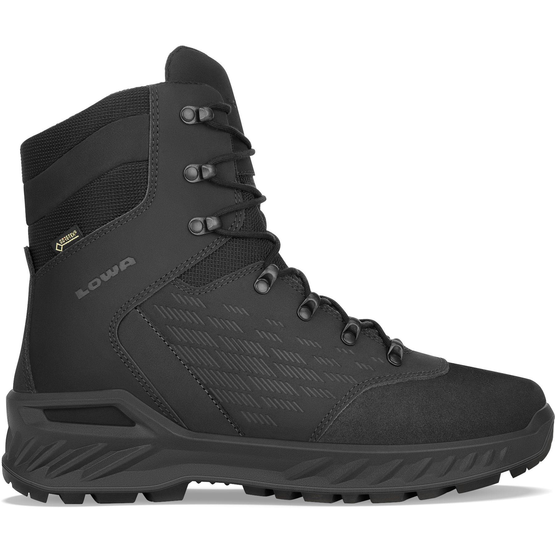 LOWA Nabucco EVO GTX Winter Shoe - black