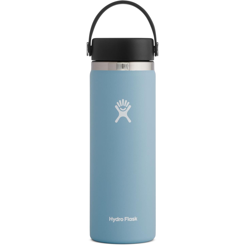 Hydro Flask 20oz Wide Mouth Flex Cap Thermoflasche 591ml - Rain