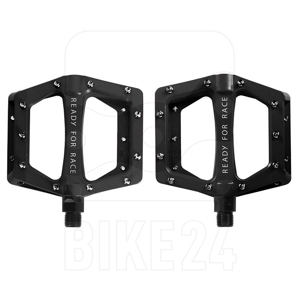 RFR Pedals Flat CMPT - black
