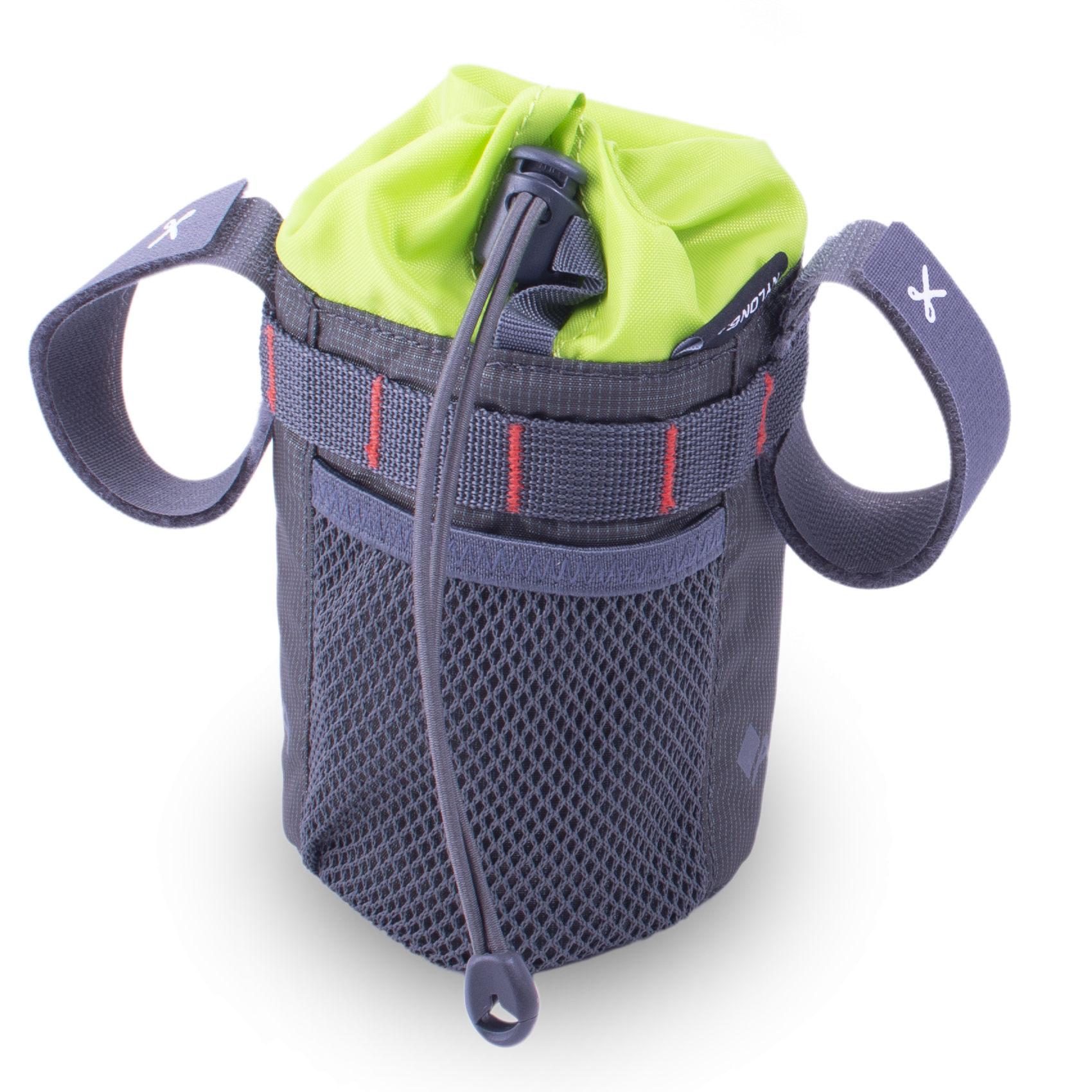 Acepac Bike Bottle Bag - grey