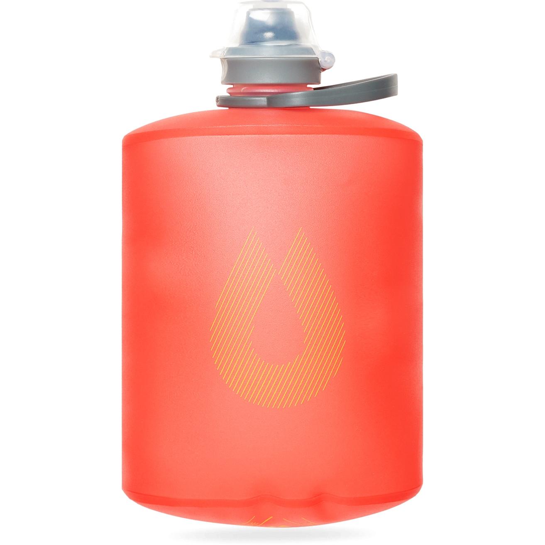 Hydrapak Stow™ Faltflasche 500ml - redwood red
