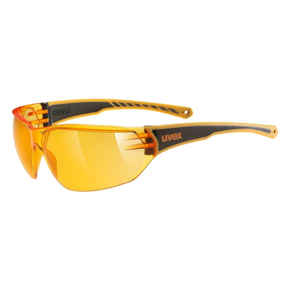 Uvex sportstyle 204 Brille - orange/orange