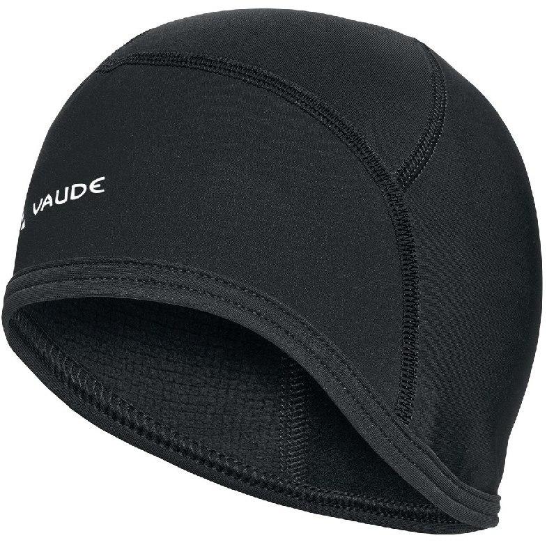 Vaude Bike Cap Unterhelm - schwarz uni
