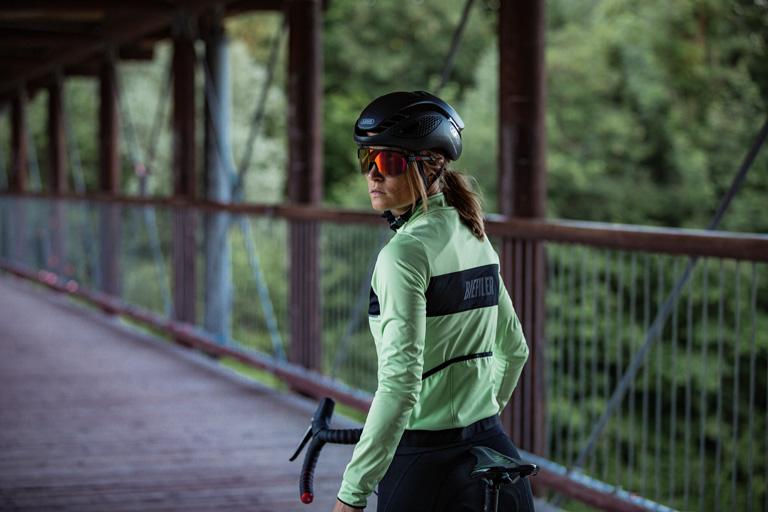 Image of Biehler Defender Women's Jacket - Fresh Lime