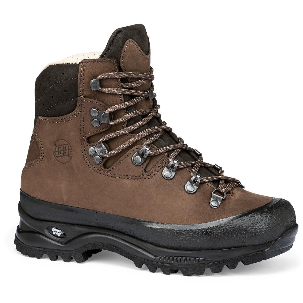 Hanwag Yukon Lady Women Trekking Shoe - Brown