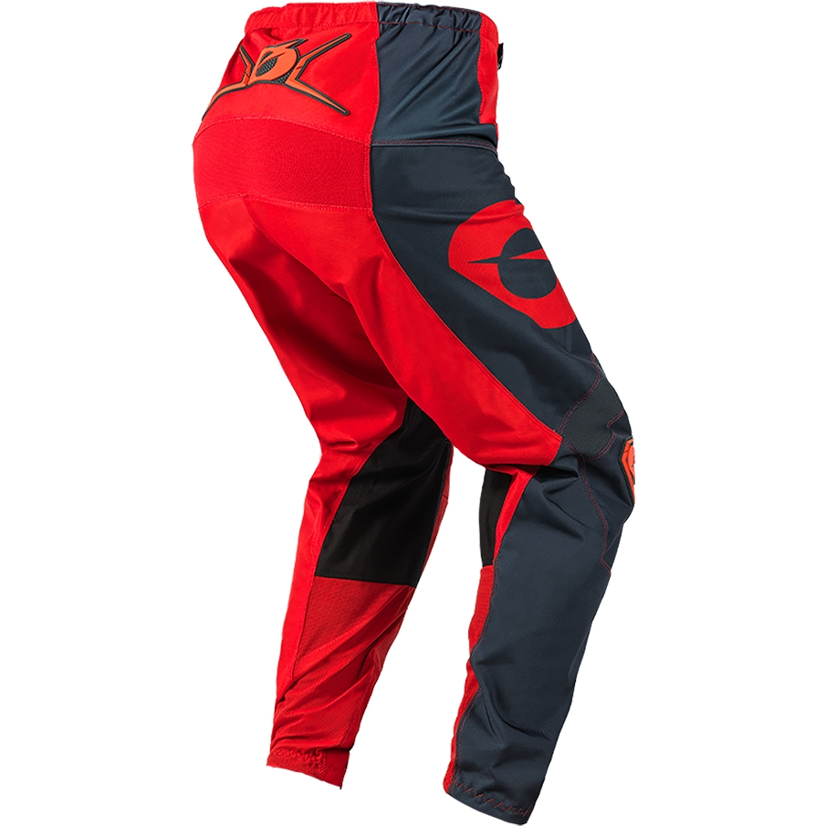 Image of O'Neal Element Pants - RACEWEAR red/gray