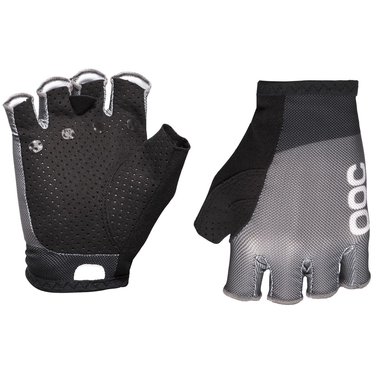 Foto de POC Essential Road Mesh Short Glove Short Finger Glove - 1002 Uranium black