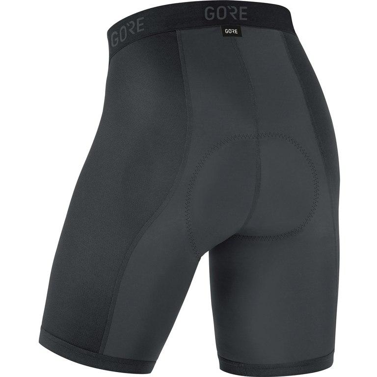 Image of GORE Wear C3 Liner Short Tights+ - black 9900