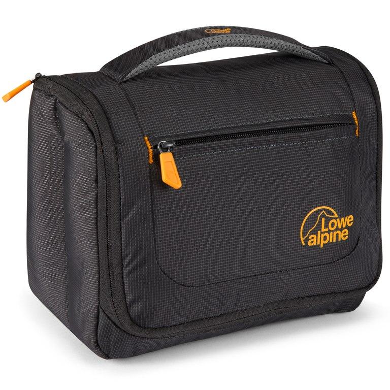 Lowe Alpine Wash Bag Large FAD-93 - Anthracite/Amber