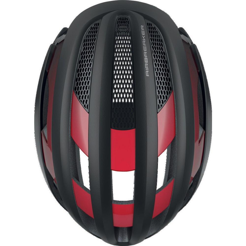 Imagen de ABUS AirBreaker Casco - black red