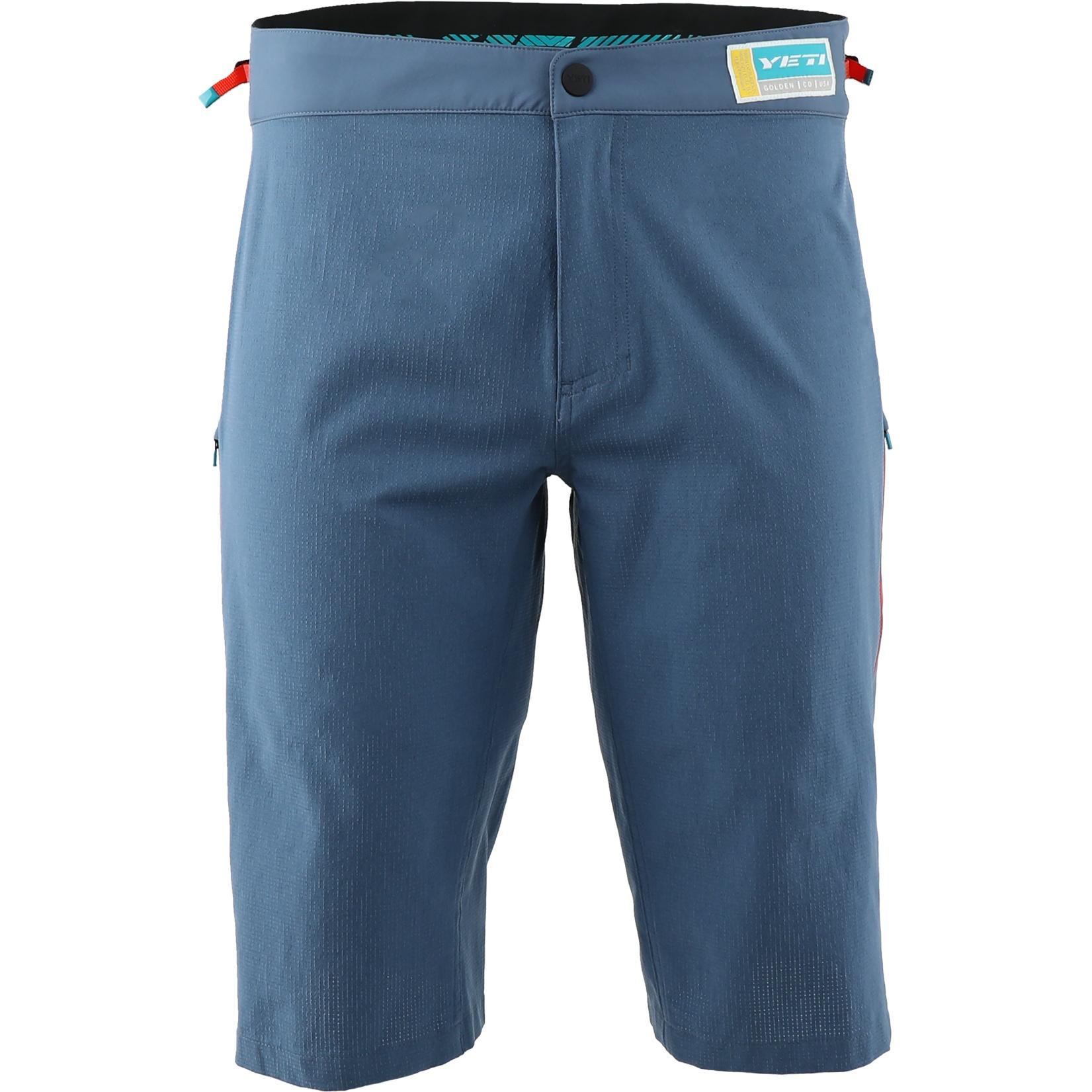 Yeti Cycles Enduro Shorts - Slate