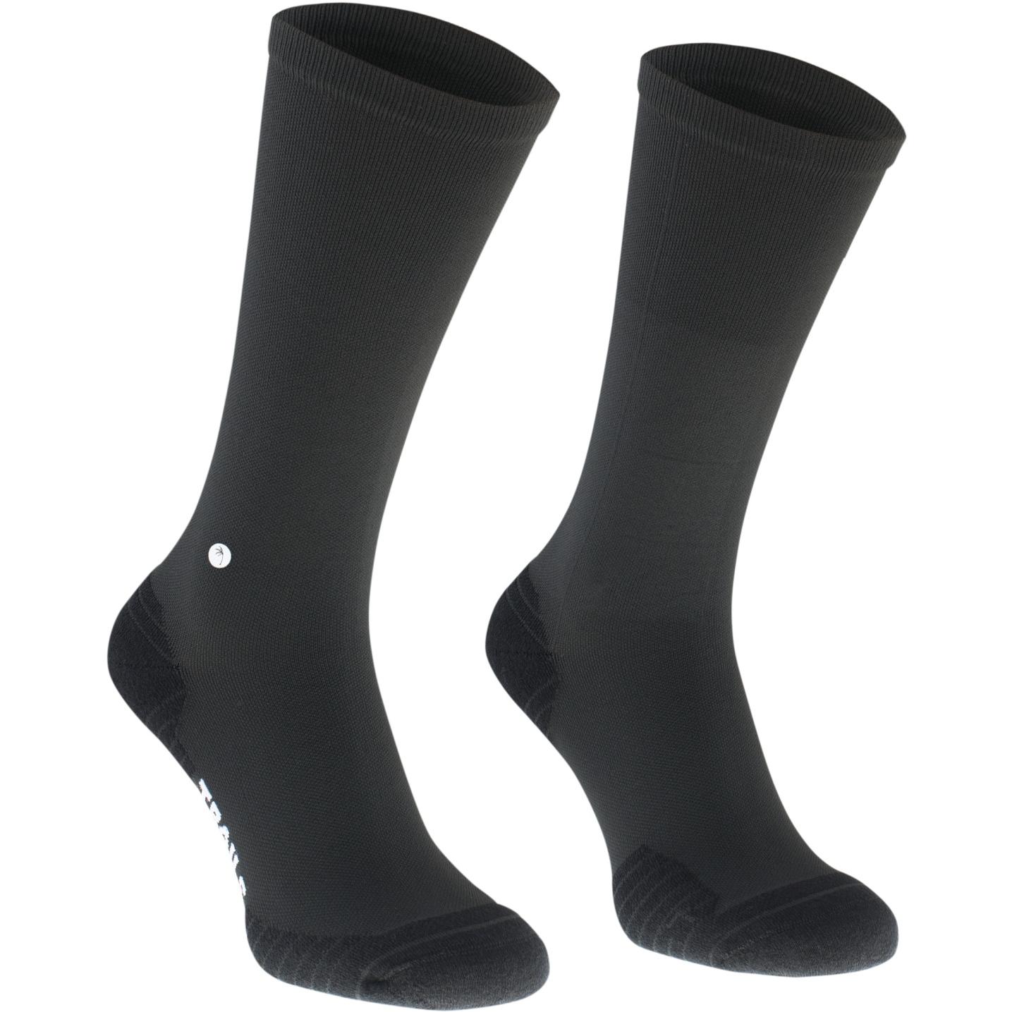 ION Bike Unisex Socks Long - Black