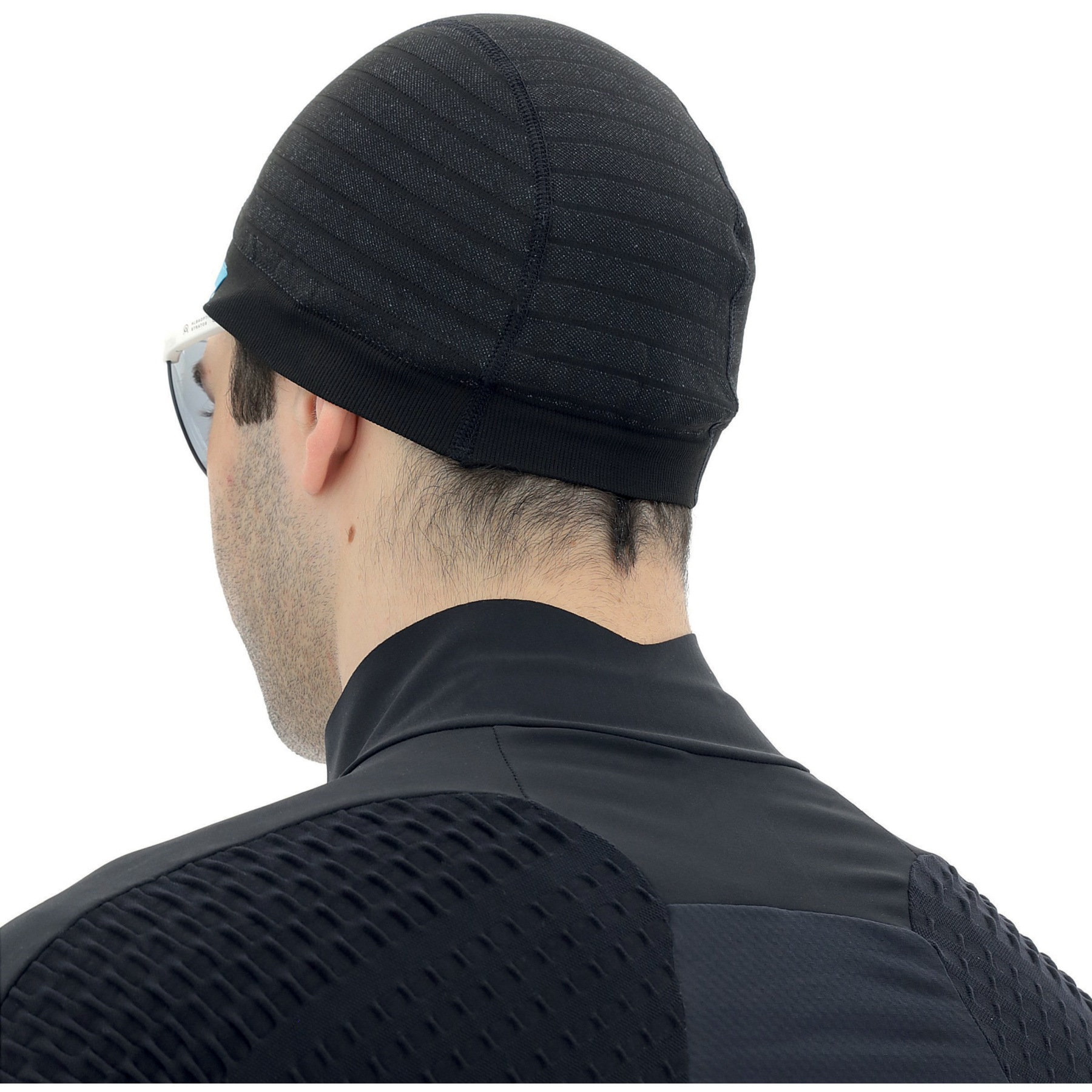 Image of UYN Buffercone Under Helmet Unisex - Black/Anthracite
