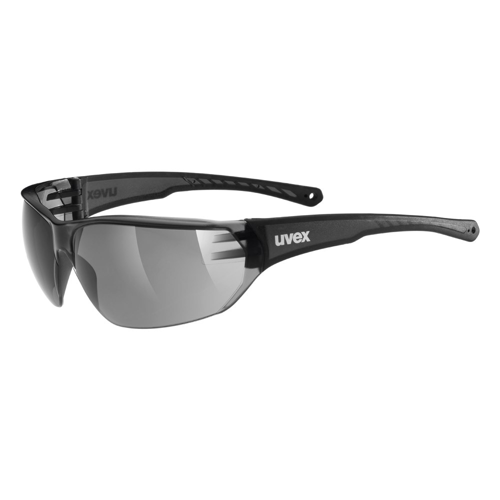 Uvex sportstyle 204 Brille - smoke/smoke