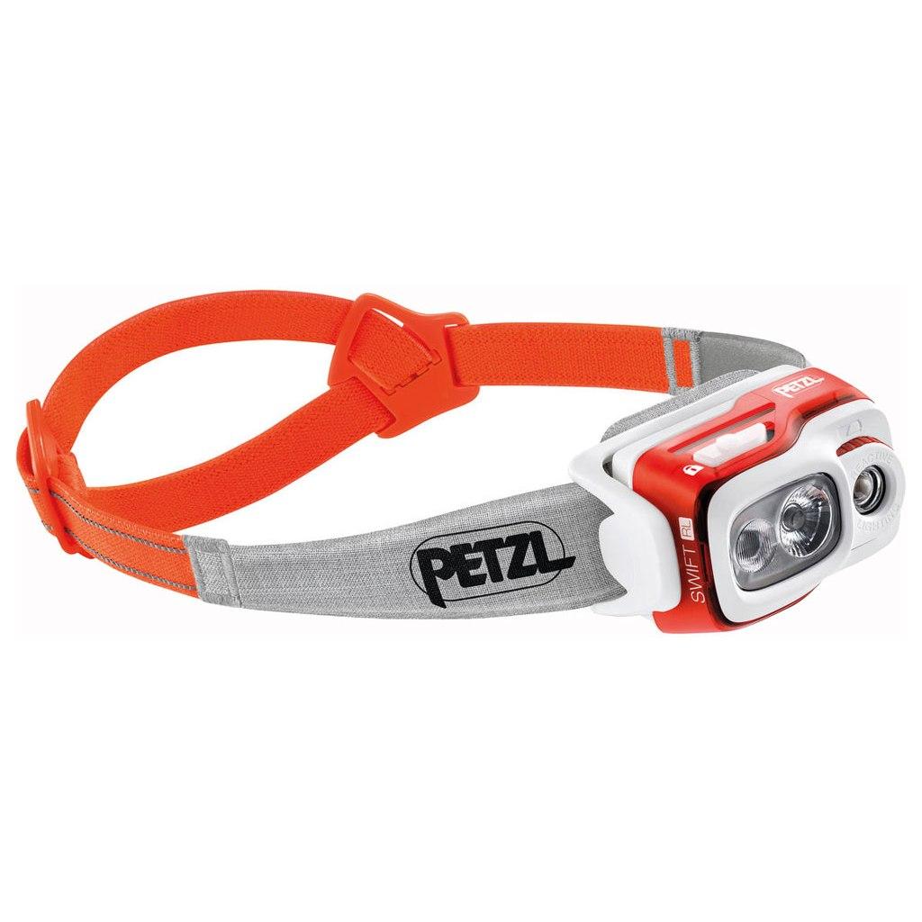 Produktbild von Petzl Swift RL Stirnlampe - orange