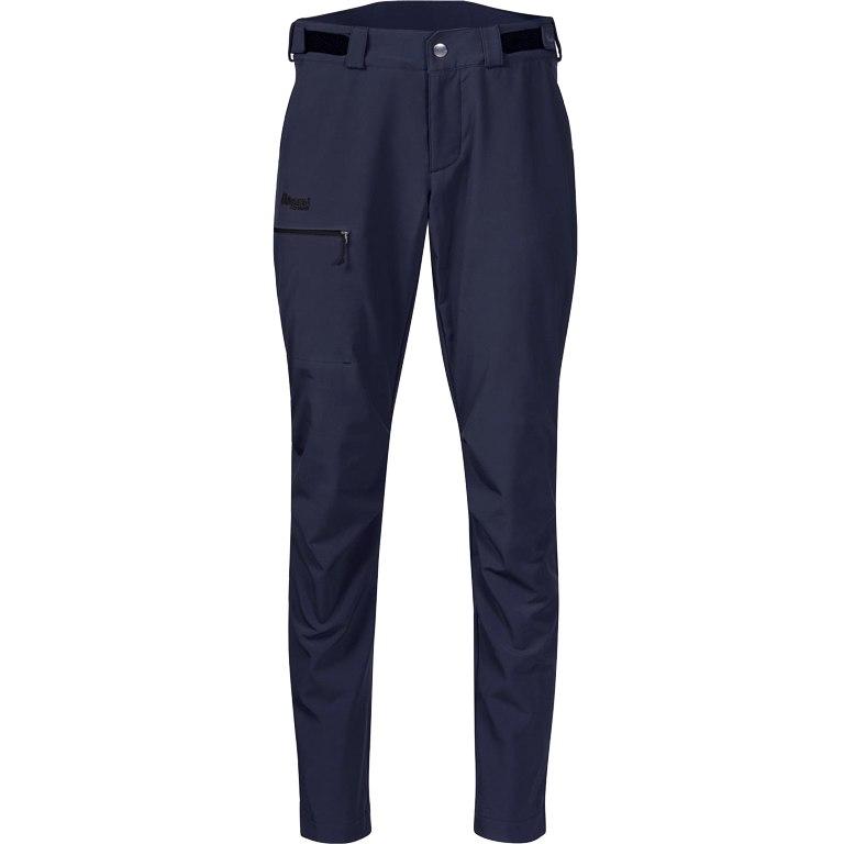 Bergans Slingsby LT Softshell Women's Pants - Dark Navy/Black