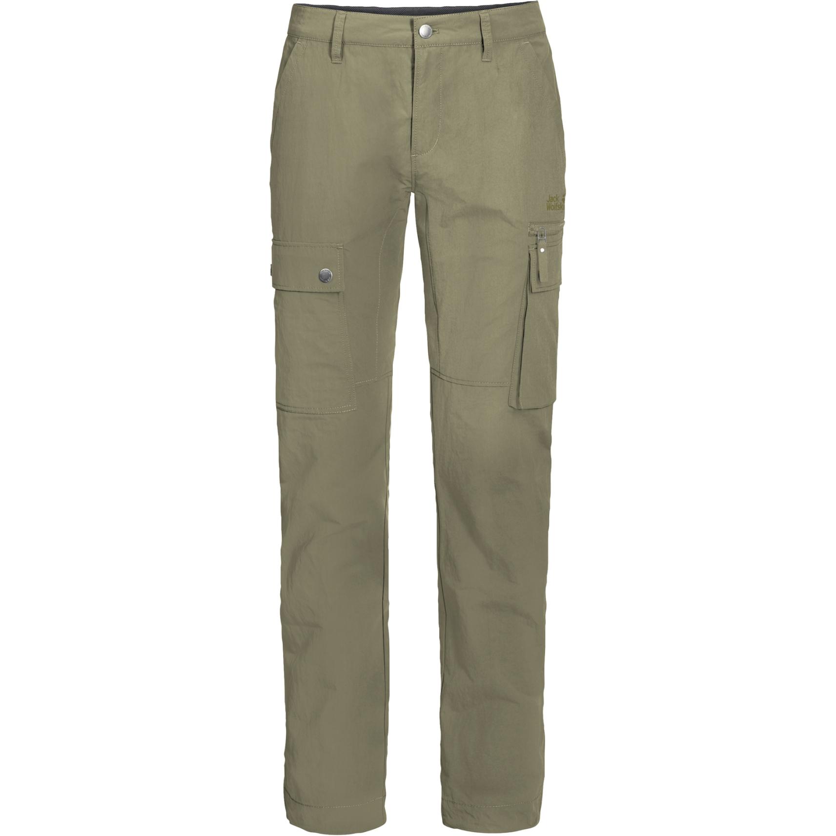 Jack Wolfskin Lakeside Pants M - khaki