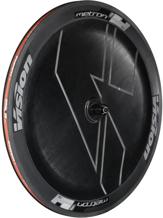 Vision Metron Disc SL Carbon Scheibenrad - Tubless Ready - Drahtreifen - SRAM XDR