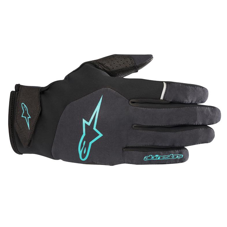 Alpinestars Cascade WP Tech Gloves - black/dark shadow/ceramic