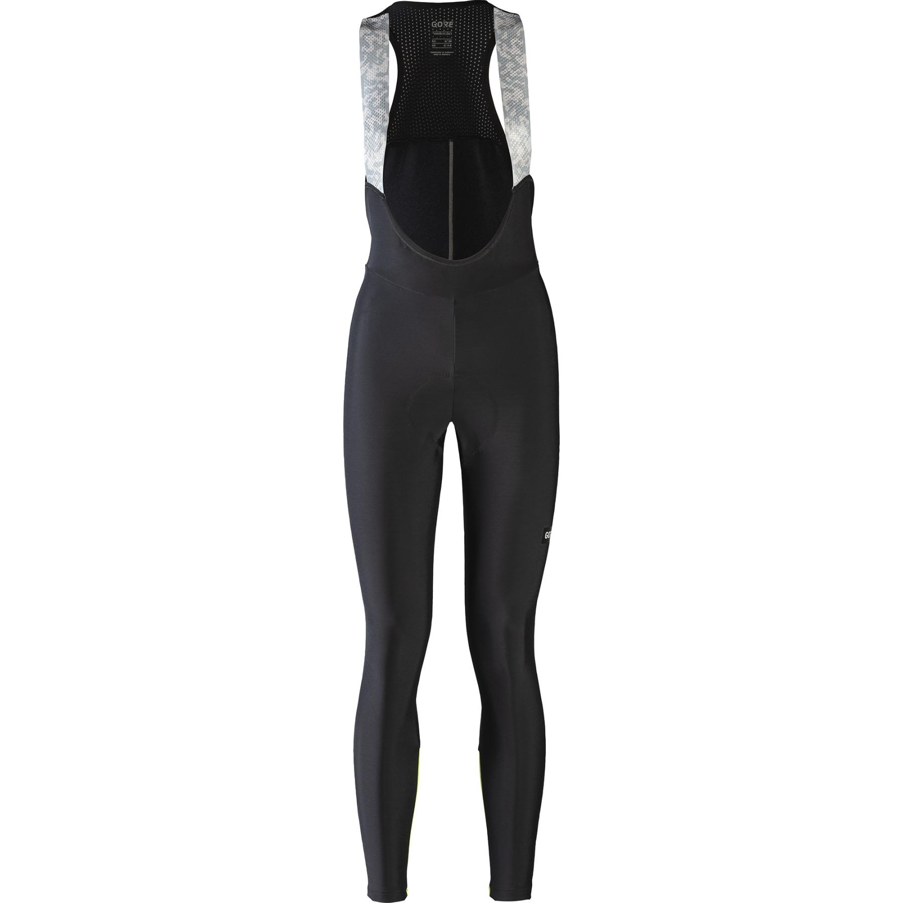 Foto de GORE Wear Progress Thermo Culotte con Tirantes Mujer - negro 9900