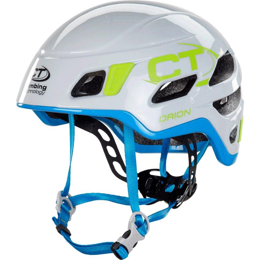 Climbing Technology Orion Climbing Helmet - light grey/blue