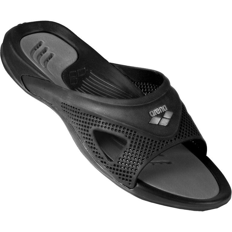 arena Hydrofit Man Bathing Shoe - black/black/anthracite