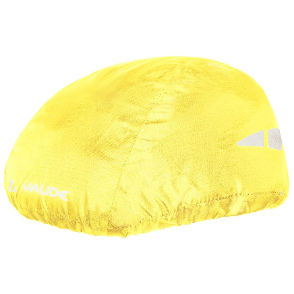 Vaude Helmet Raincover - neon yellow
