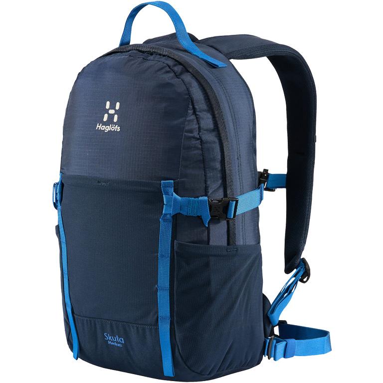 Haglöfs Skuta Medium Backpack - tarn blue/storm blue 4AA