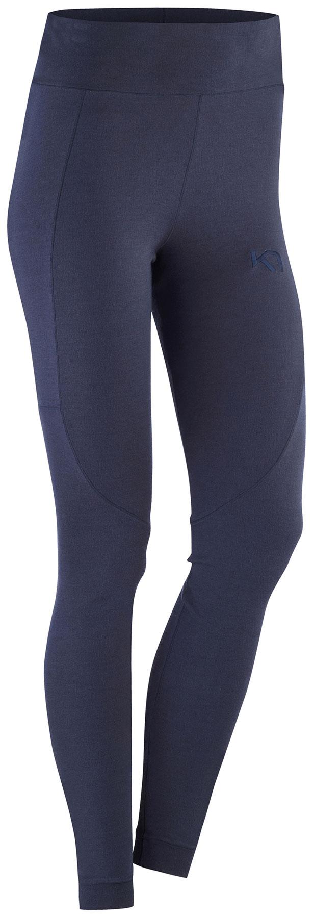 Image of Kari Traa Rulle High Waist Pant Women's Underpants - marin