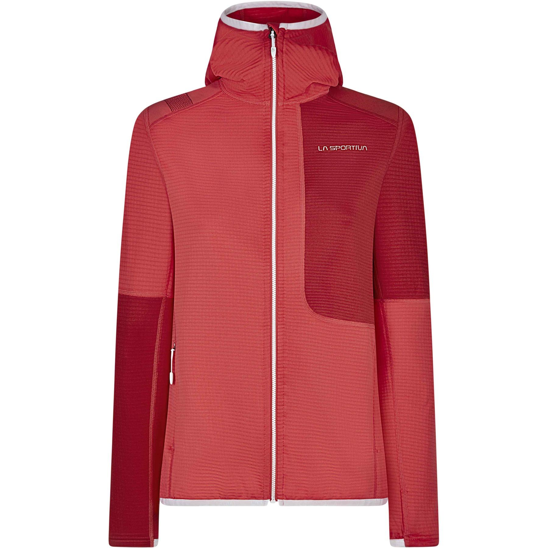 La Sportiva Granite Hoody Jacket Women - Hibiscus/Grape